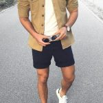 Cool Summer Shorts Shoes for Men