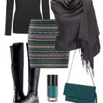 Outfit Idee Herbst | Damen Alltag Casual Style | Tägliches Outfit Arbeit | Flac...