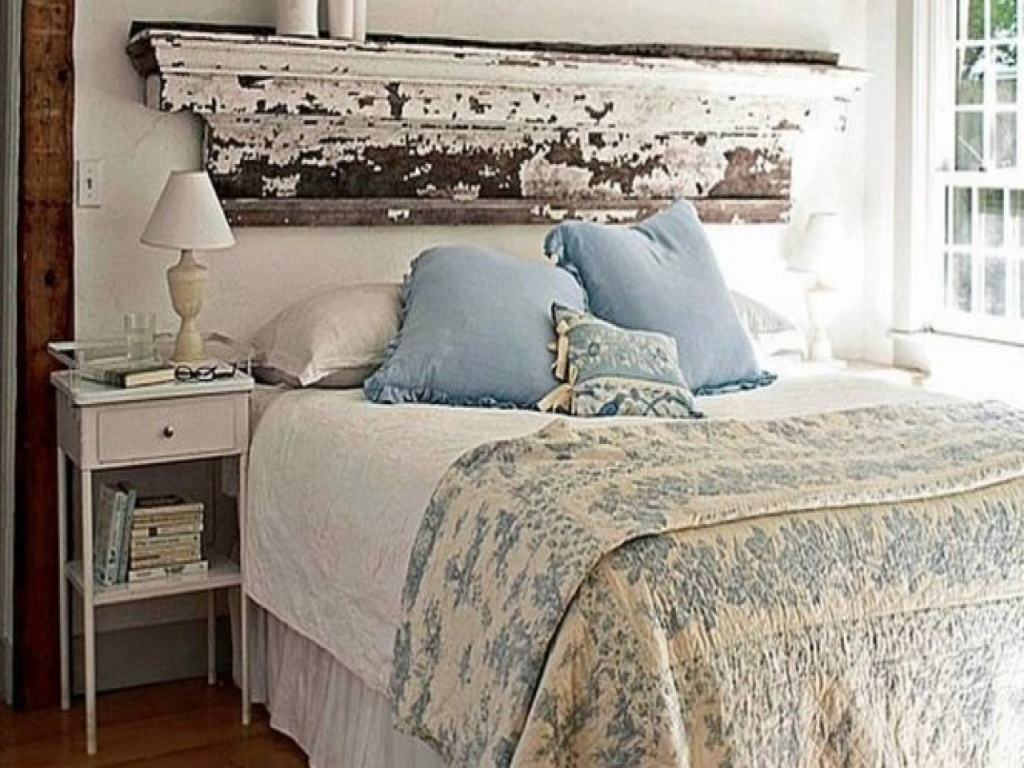 Belle chambre shabby chic