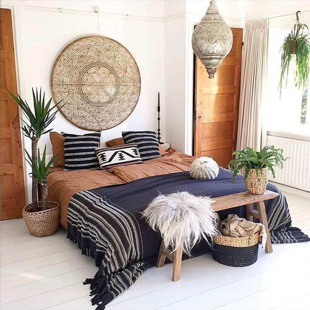 Chambre Adulte Tribal