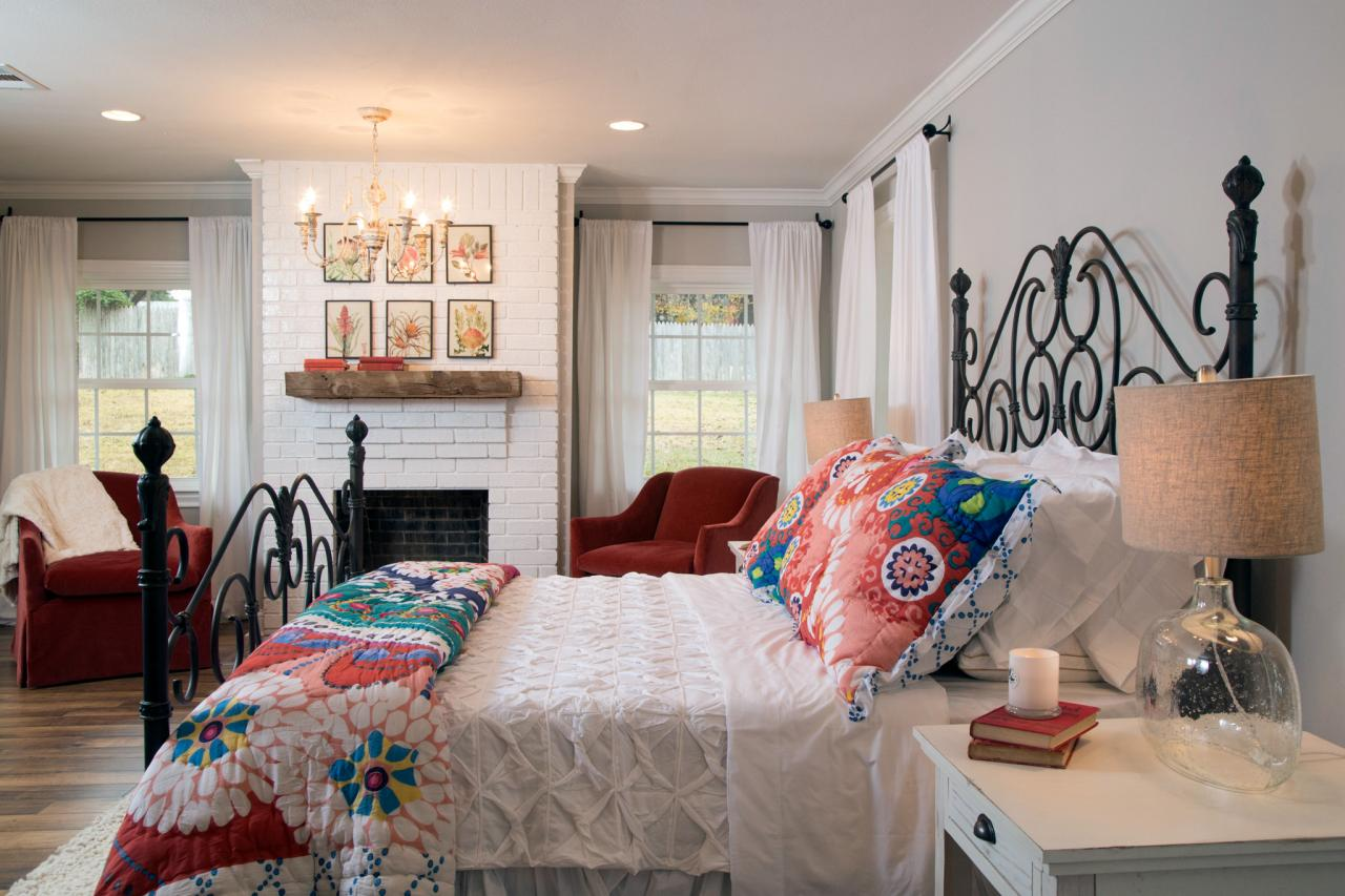 Belle chambre Joanna Gaines