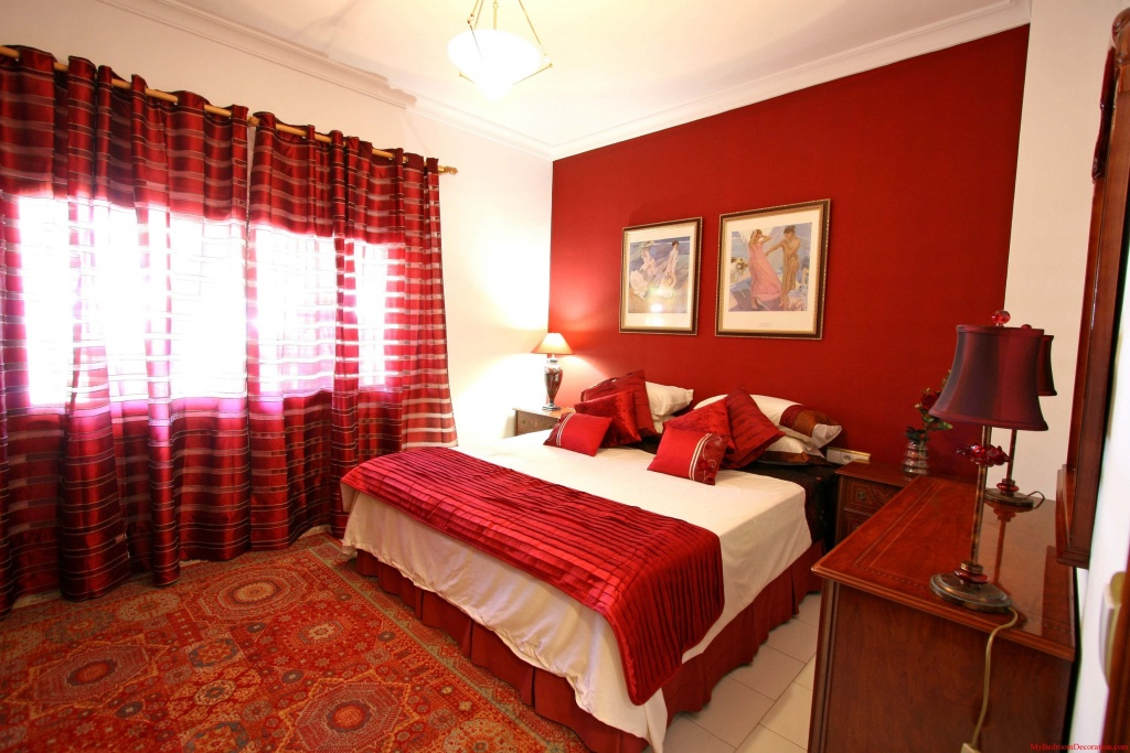 Top chambre rouge
