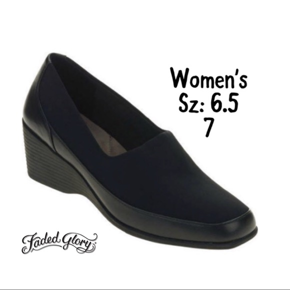 Chaussures Faded Glory |  Compensées Nwtsummer Femme Sz 657 |  Poshma