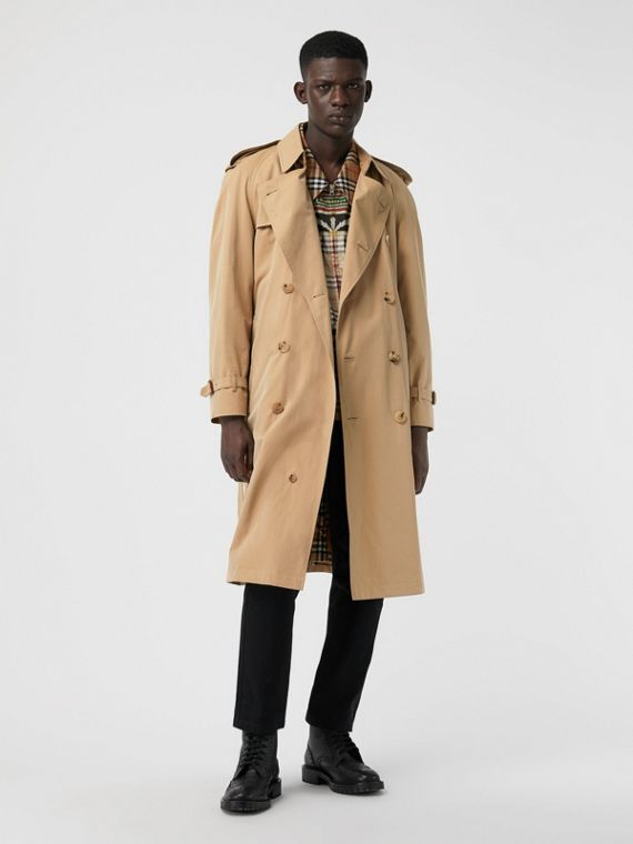 Trenchs longs pour hommes |  Burberry United Stat