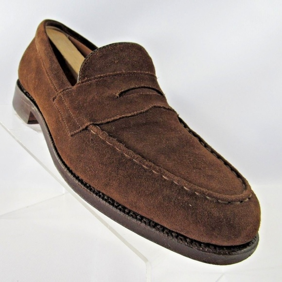 CHEANEY Chaussures |  Hadley Taille 75 Marron Mocassins Homme B6 D3 |  Poshma