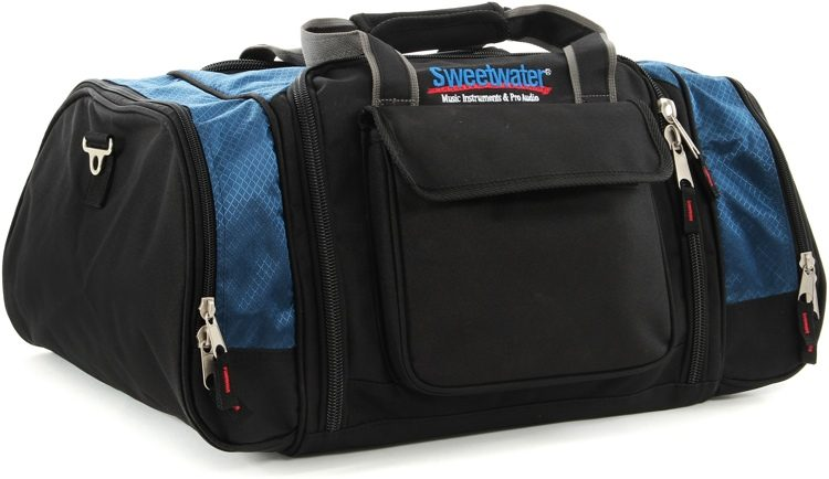 """Sweetwater Deluxe Overnight Bag 15 """"x 13"""" x 10 """"Travel Duffel B"""
