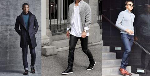 Comment porter le skinny Jea homme