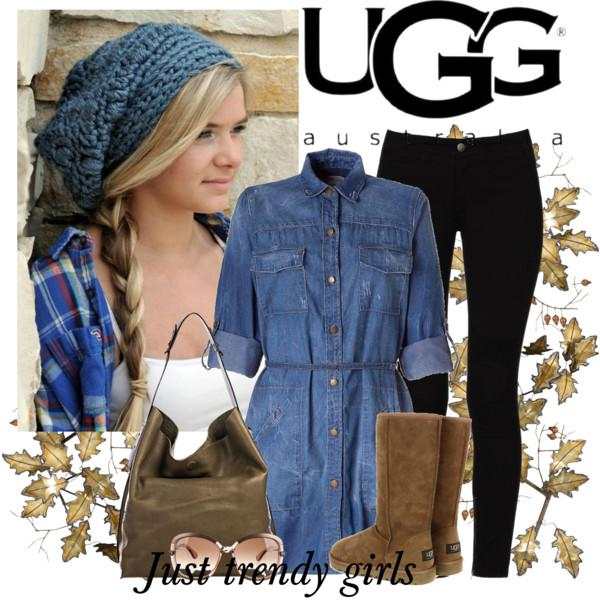 UGG collection hiver 2015 |  |  Juste à la mode Gir