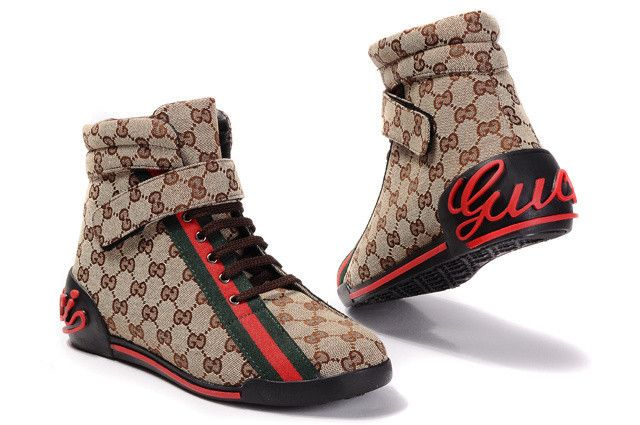 Gucci chaussures montantes hommes-GG15888 |  Gucci montantes, baskets hommes.