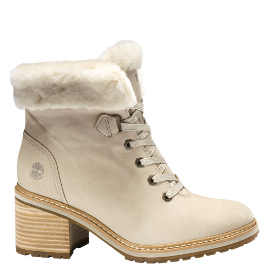 Bottes imperméables Sienna High Shearling pour femmes |  Timberland US Sto