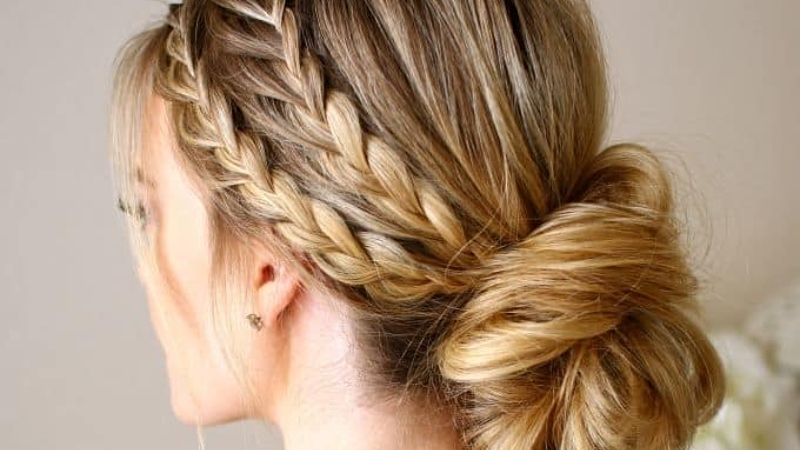 Coiffures Prom Updo