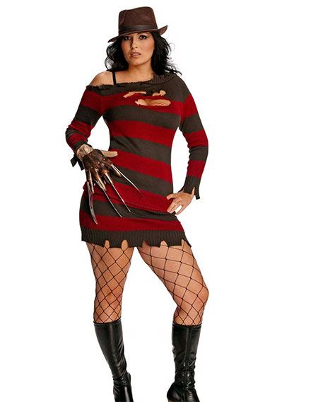 Costumes d'Halloween grande taille