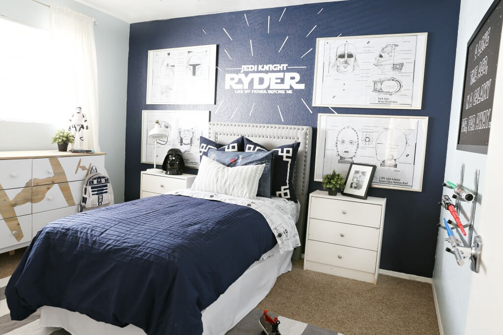 Chambre cool Star Wars