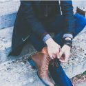 Chaussures avec jean skinny pour homme
