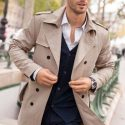 Hommes Trenchs