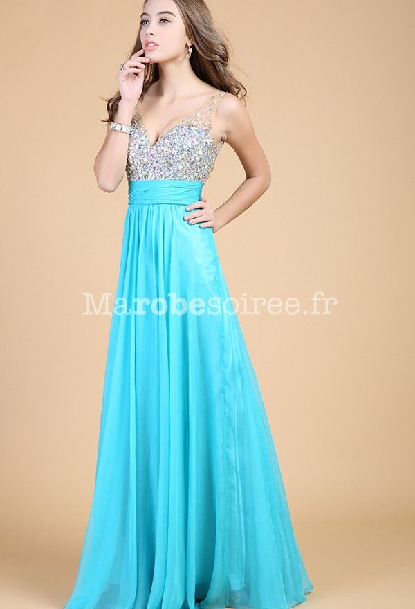 Robes Turquoise