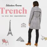 Style Trench-Coat pour l'hiver